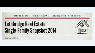 Lethbridge Real Estate