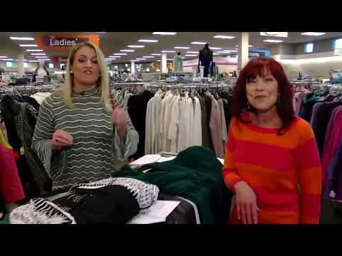 Style Makeover LIVE & LOCAL at Goodwill on FOX21 Morning News