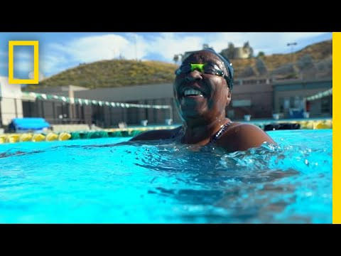 See Why Jumping in a Pool Saved This Blind Woman's Life | Short Film Showcase