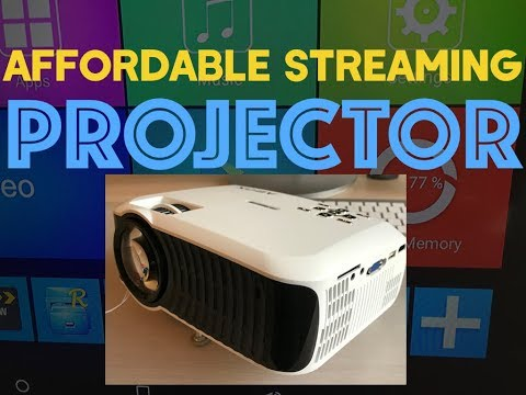 Add a Affordable Projector to your Set Up - ABOX LED Projector