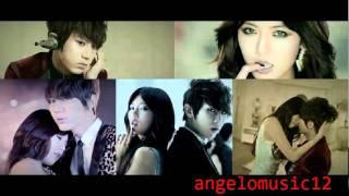 HyunA & HyunSeung - Trouble Maker (Instrumental)