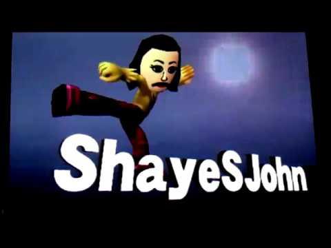 3DS Creepypasta Smash 4-Player Tournament (Part 2) -Read Description-!!!