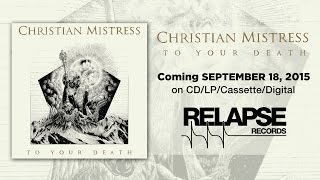 "CHRISTIAN MISTRESS - ""Open Road"" (Official Track)"