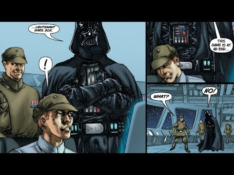 How Darth Vader Trolled an Imperial Gunner who was Trolling him in Return [Legends]