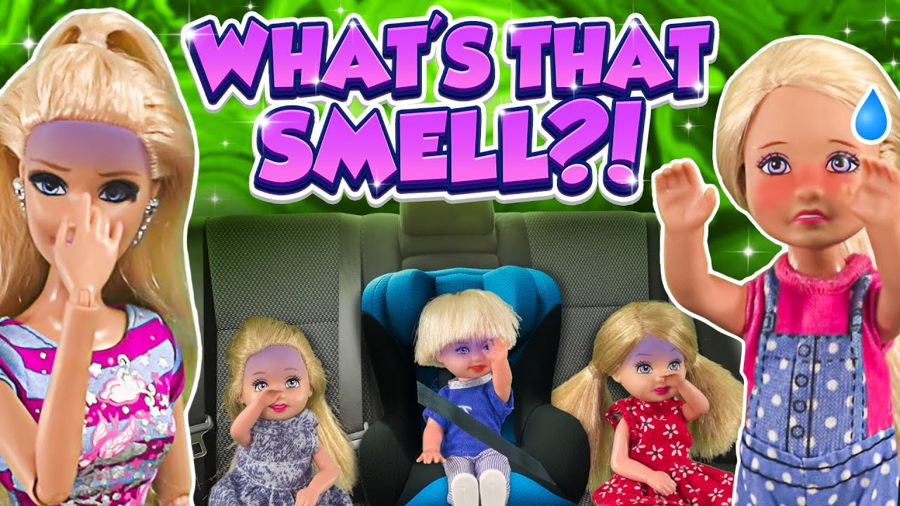 Barbie - What's That Smell?! | Ep.309