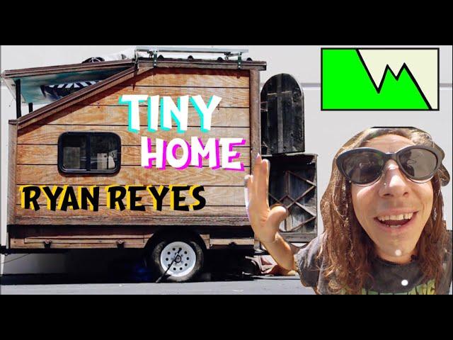 Tiny home: Ryan Reyes (iDabble VM issue 7)