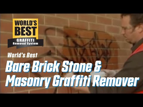 Various Graffiti Removal Products To Combat Vandalism