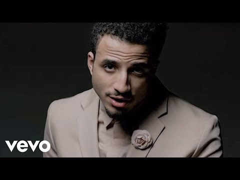 Screen shot of Kim Cesarion Undressed music video