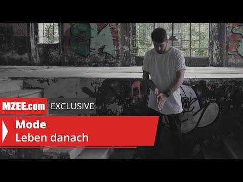 Mode – Leben danach prod. von Beatbrücke & NONAME Records (MZEE.com Exclusive Video)