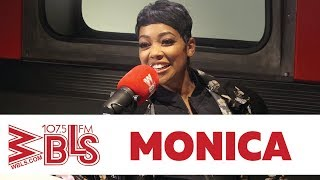 Monica Talks Upcoming Album and New Projects w/ Deja