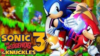 O Melhor Do Melhor Sonic 3 Knuckles Parte 1