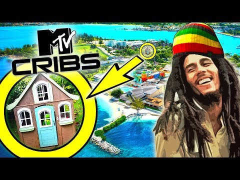 MTV CRIBS JAMAICA EDITION! (Kermit the Frog's Brother's Timeshare)