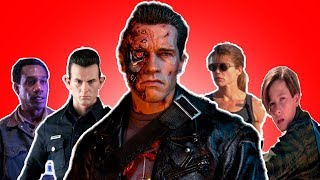 TERMINATOR 2 JUDGEMENT DAY THE MUSICAL - Parody Song(Version Realistic)