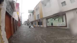 Enchente em Itabaiana-SE