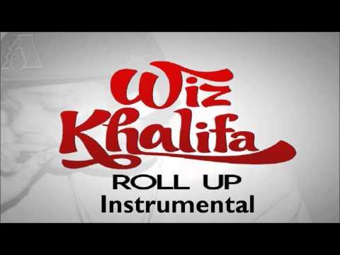 Wiz Khalifa - Roll Up Instrumental Karaoke *Lyrics on screen* HQ