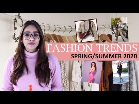 FASHION TRENDS || SPRING/SUMMER 2020 || I KNOCK FASHION