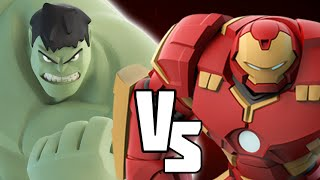 HULK VS HULKBUSTER - Marvel Battlegrounds