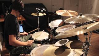 Turn down for what, drum cover
