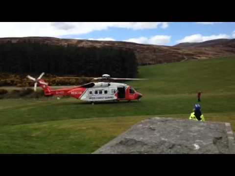 Rescue 116 Irish Coast Guard