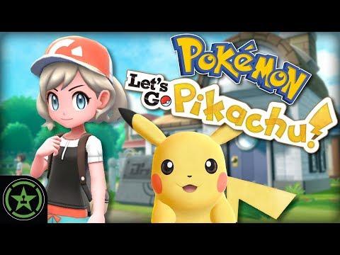 IT'S HUGE - Pokemon: Let's Go, Pikachu! - Let's Watch