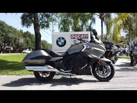 2019 Bmw K 1600 B Spezial In Grey At Euro Cycles Of Tampa
