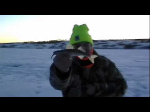 North dakota ice fishing thanks jeremy youtube for North dakota ice fishing