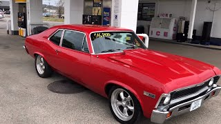 Test Drive 1971 Nova $16,900 Maple Motors