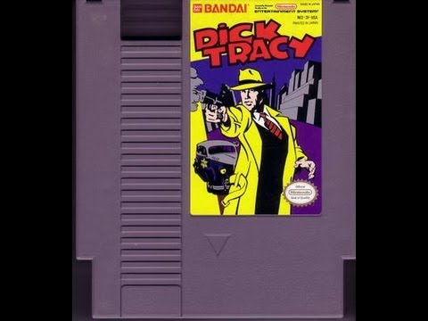 Dickin' around with Dick Tracy (NES) Part 21: Big Boy Behind Bars!