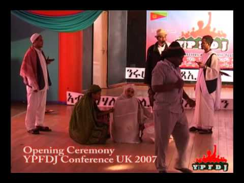 YPFDJ Conference UK 2007 Opening Ceremony Music Drama