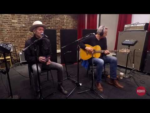 "Rodney Crowell and Tommy Emmanuel ""East Houston Blues"" Live at KDHX 2/14/18"