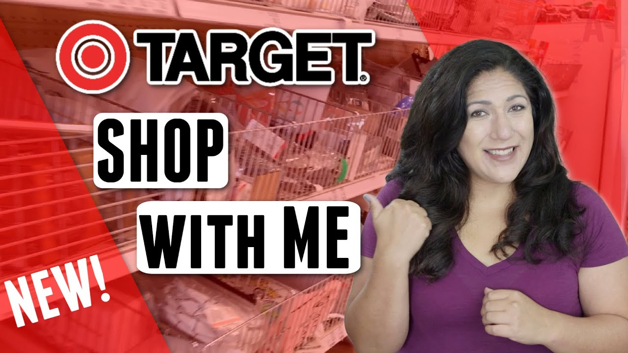 NEW Target DOLLAR SECTION Shop with Me - Back to School & Learning Supplies