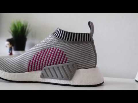 best loved fd574 be229 ADIDAS NMD CITY SOCK 2 REVIEW (UNBOXING   OUTFIT   ON FEET)