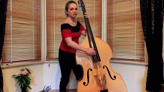 Rockabilly Double Bass Tutorial - Twenty Flight Rock