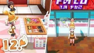Pokémon Let's Go Eevee Let's Play - Part 12 |  EXPLORING CELEDON CITY!