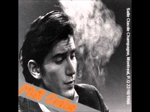 Phil Ochs - Pleasures of the Harbor (Live in Montreal 22/10/1966)