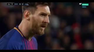 Lionel Messi Amazing Free Kick Goal - Barcelona vs Leganes 2-0 (La Liga) 07/04/2018