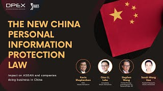 Impact of China's New Personal Information Protection Law (PIPL) on ASEAN & China-related businesses