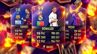 THE $2,000 HUNT FOR TOTY RONALDO IN A PACK!!! FIFA 17 Ultimate Team