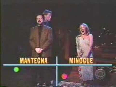 Yambo: Joe Mantegna vs. Kylie Minogue