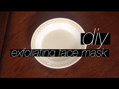 diy-face-mask- -exfoliating-sugar-scrub