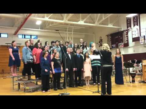 Awakening - Havana high school choir