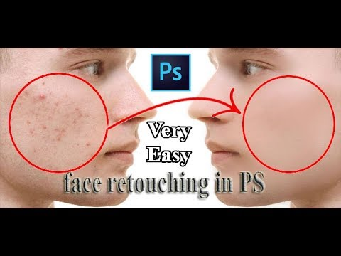 how to clean face in photoshop || tutorials 4 you