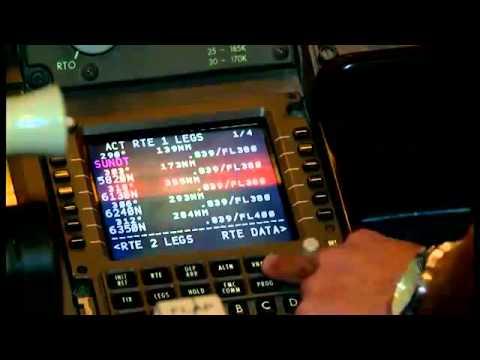 Shanwick Oceanic - Navigation Input Errors