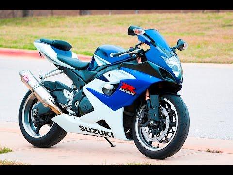 2005 GSXR 1000 Test Ride