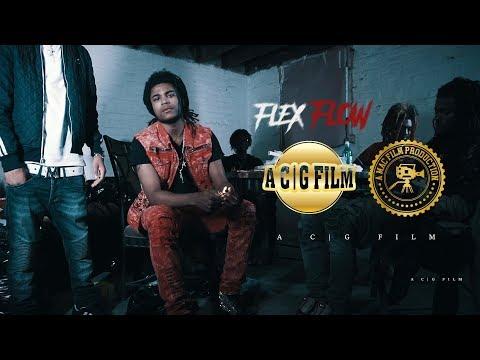 Citygang Flexinn - Flex Flow (Official Music Video) | Shot By @ACGFILM & @AMACFILM