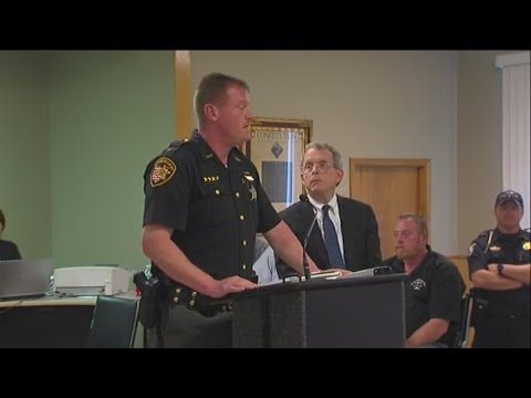 Pike Co. sheriff and Ohio attorney general...