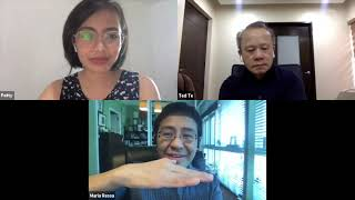Preview of Rappler+ Webinar with Ted Te: Facing the cyber libel verdict