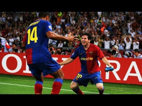 Thierry Henry & Lionel Messi Show in El Clasico ● Real Madrid vs FC Barcelona 2-6