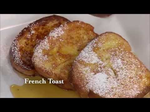 Nick Stellino Recipe: French Toast