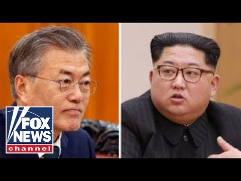 North and South Korea may announce end to Korean War